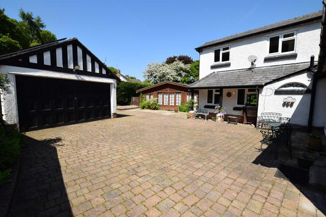 Thumbnail Detached house to rent in Raby Drive, Raby Mere, Wirral
