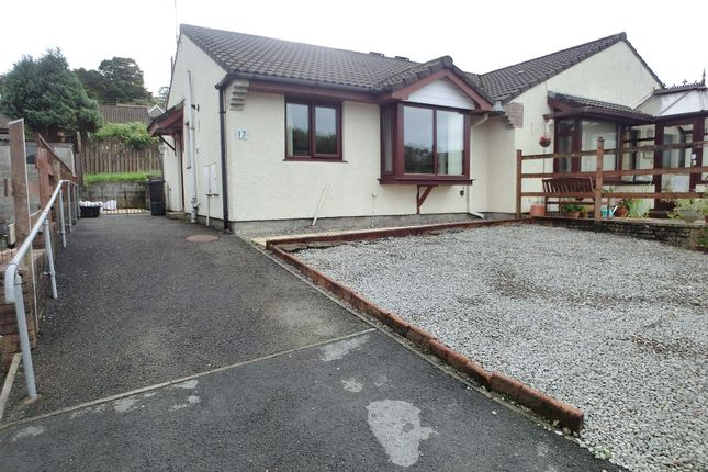 Thumbnail Bungalow to rent in Golwg Y Cwm, Cwmgors, Ammanford.