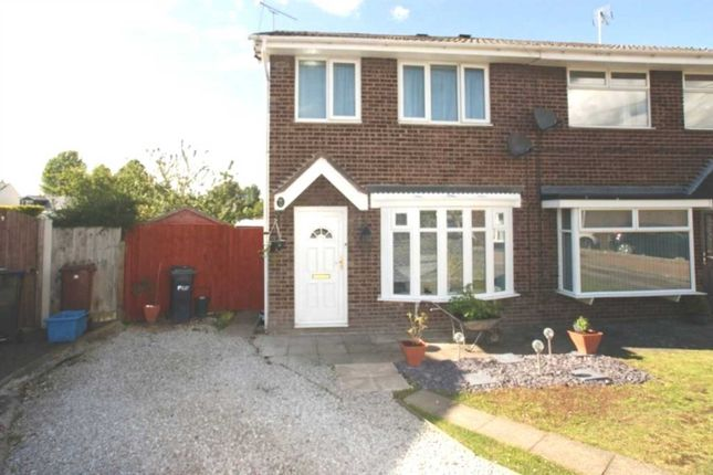 3 bed semi-detached house for sale in bartlet close, garden city, deeside, flintshire, 2ss. ch5 - zoopla