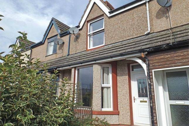 Thumbnail Terraced house for sale in Vale View Terrace, Llandudno Junction, Conwy