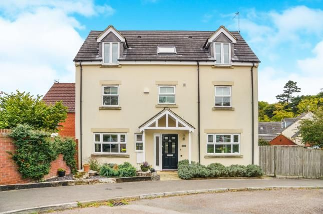 Thumbnail Detached house for sale in Yellow Hundred Close, Dursley, Gloucestershire