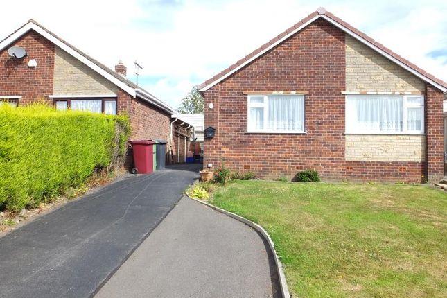Thumbnail 2 bed detached bungalow to rent in The Ridgeway, Coal Aston