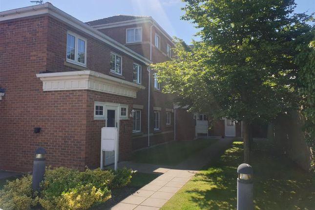 Thumbnail Flat to rent in Scott Street, Great Bridge, Tipton