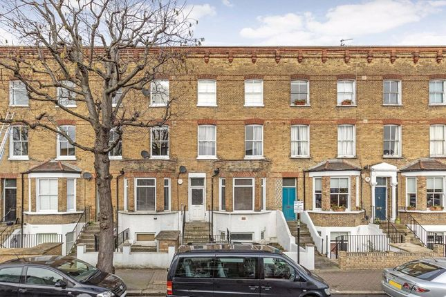 Thumbnail Flat for sale in Byrne Road, London