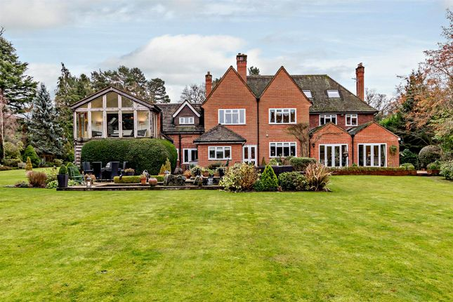 Thumbnail Detached house for sale in New Wood Lane, Blakedown, Worcestershire