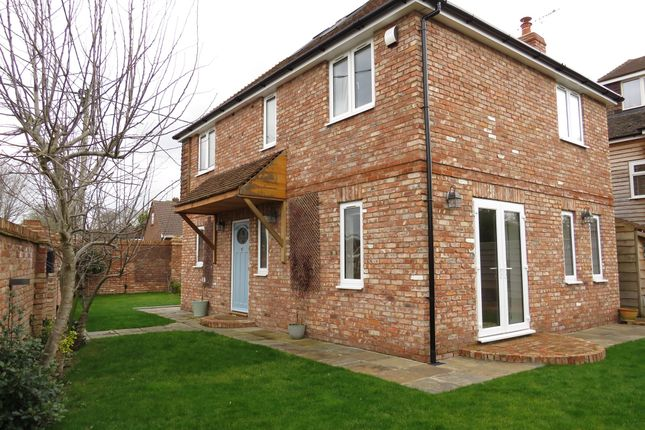 Thumbnail Detached house for sale in Croft Avenue, Andover