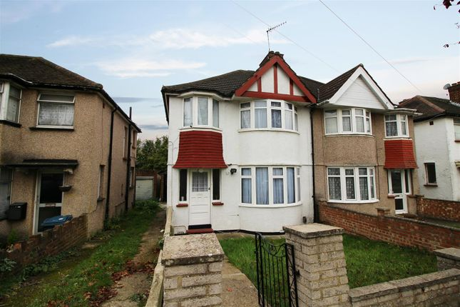 3 bed semi-detached house for sale in Welbeck Road, South Harrow, Harrow