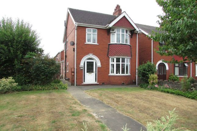 Thumbnail Detached house for sale in Doncaster Road, Scunthorpe