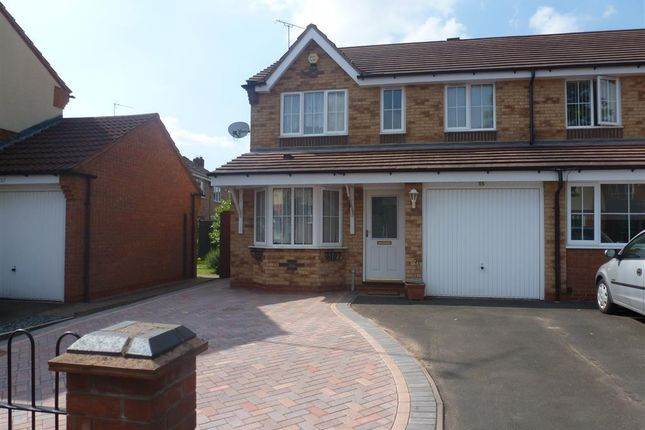Thumbnail Property to rent in Marshbrook Road, Erdington, Birmingham
