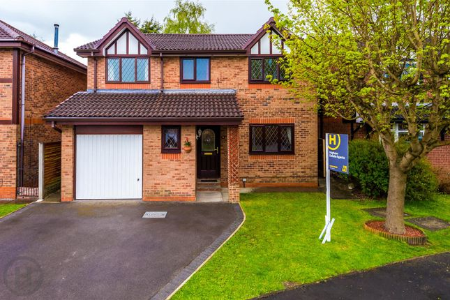 5 bed detached house for sale in Chalfont Drive, Astley, Manchester M29