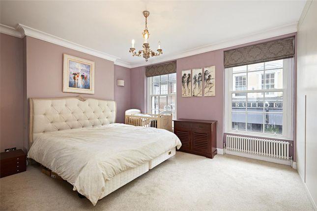 Bedroom 1 of Britten Street, Chelsea, London SW3