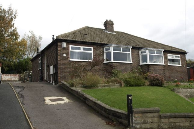 Thumbnail Semi-detached bungalow to rent in Byron Drive, Monk Bretton, Barnsley