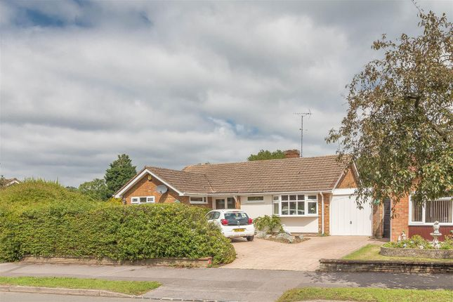 Thumbnail Detached bungalow for sale in Northbury Avenue, Ruscombe, Reading