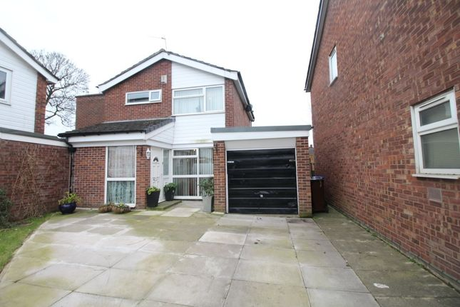 Thumbnail Semi-detached house for sale in Welshpool Close, Manchester