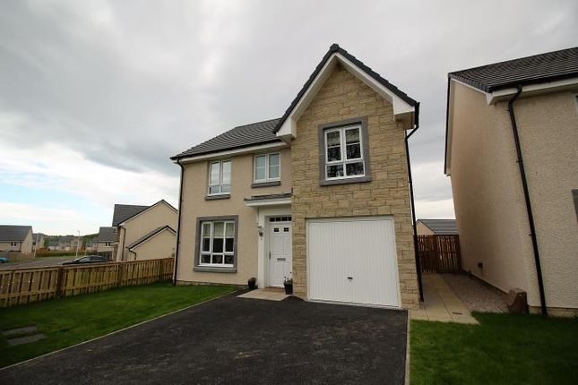 Thumbnail Detached house to rent in Threave Circle, Inverurie