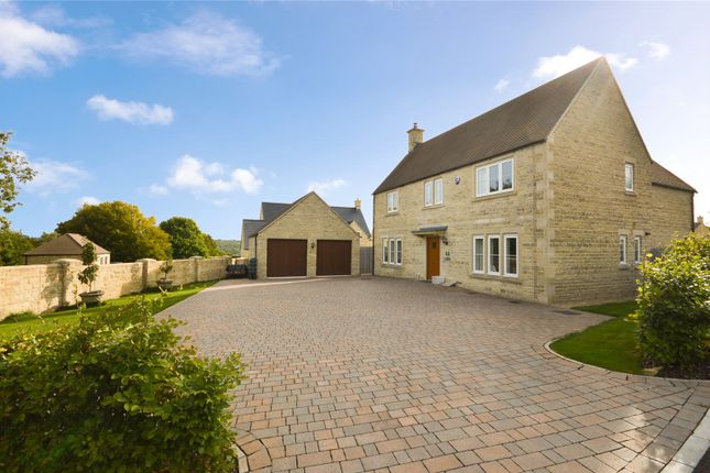 Thumbnail Detached house for sale in Bownham Mead, Rodborough Common, Stroud, Gloucestershire