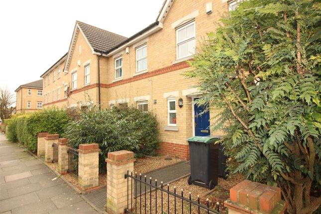 Thumbnail Terraced house for sale in Campbell Road, London