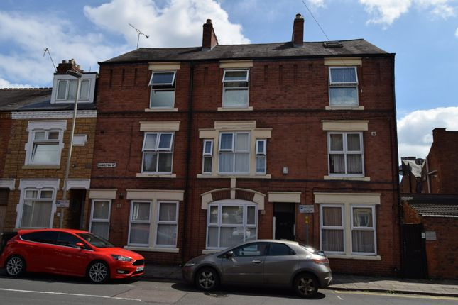 Thumbnail Flat for sale in Hamilton Street, Off Evington Road, Leicester