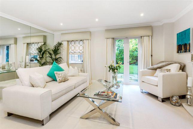 Thumbnail End terrace house for sale in Oakdale, Updown Hill, Windlesham, Surrey