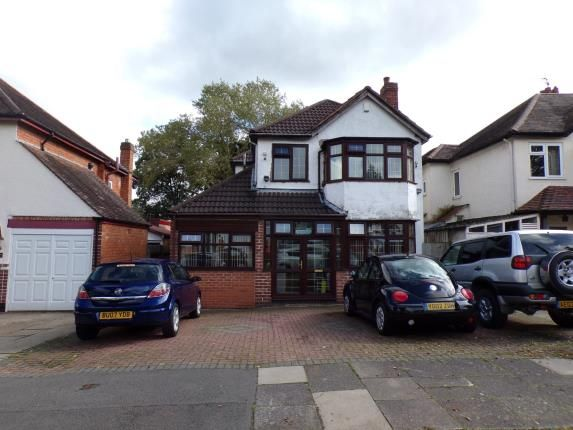 Thumbnail Detached house for sale in Bushmore Road, Hall Green, Birmingham
