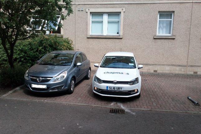 Parking/garage to rent in Parking Space Lauriston Gardens, Meadows, Edinburgh