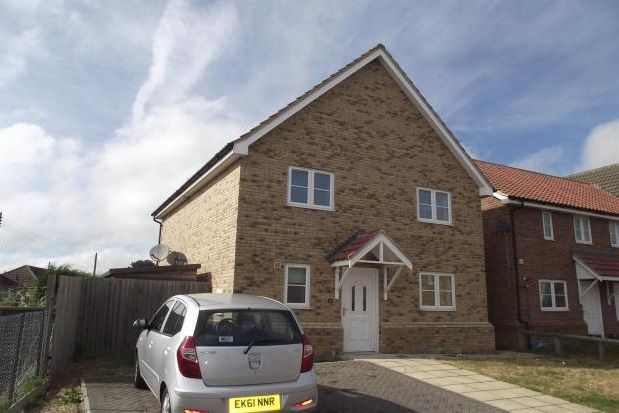 Thumbnail Property to rent in Heathlands, Beck Row, Bury St. Edmunds