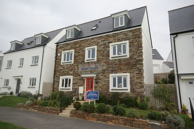 Thumbnail Detached house for sale in Laroche Walk, Bodmin