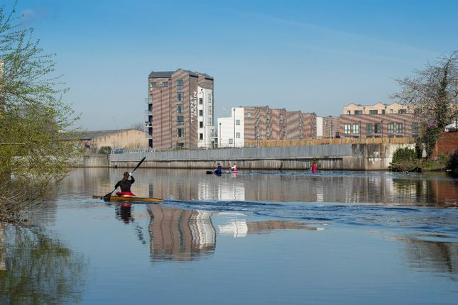 Thumbnail Flat for sale in Portside Street, Trent Basin, Nottingham