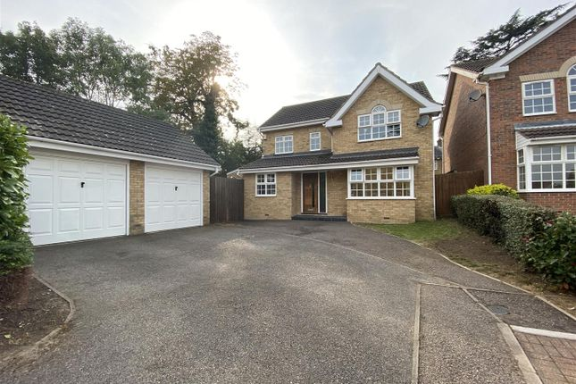 Thumbnail Detached house for sale in Tilekiln Close, Cheshunt, Waltham Cross