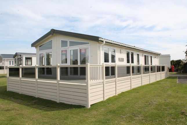 2 bed lodge for sale in Suffolk Sands Holiday Park, Felixstowe