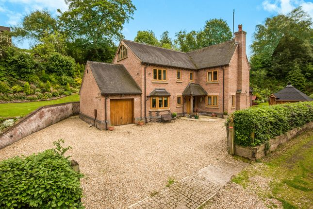 Thumbnail Detached house for sale in Star Road, Oakamoor, Stoke-On-Trent