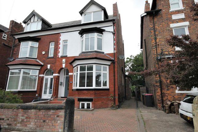 5 bed semi-detached house for sale in Snowdon Road, Ellesmere Park, Manchester M30