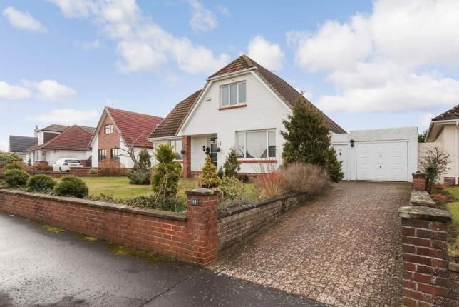 Thumbnail Detached house for sale in Greenan Road, Ayr, South Ayrshire