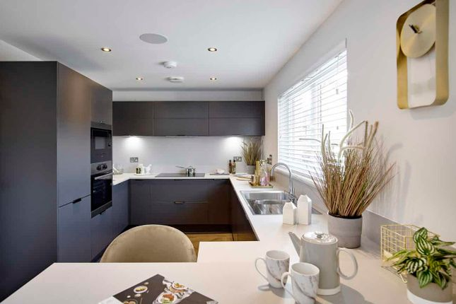 """4 bed detached house for sale in """"Everett"""" at Clifton Road, Mid Calder, Livingston EH53"""