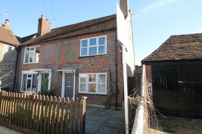 Thumbnail Terraced house to rent in Spring Gardens, Emsworth