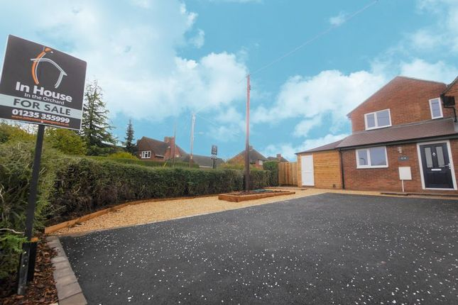 Thumbnail Flat for sale in The Croft, Didcot