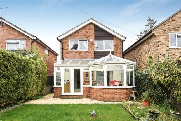 Thumbnail Detached house for sale in Old Forge Road, Loudwater, High Wycombe