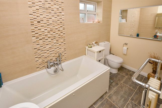Main Bathroom of Dymewood Road, Three Legged Cross, Wimborne BH21
