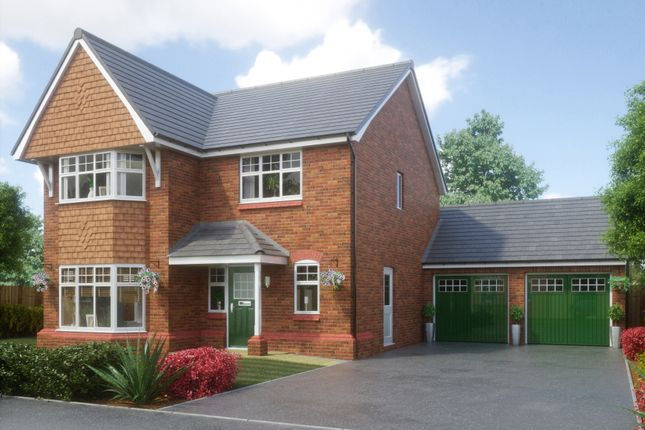 Thumbnail Detached house for sale in The Melton, Rectory Lane, Standish, Wigan, Lancashire