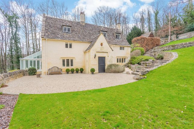 Thumbnail Detached house for sale in Lower Littleworth, Amberley, Stroud