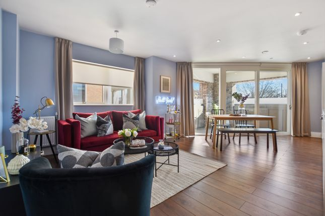 Thumbnail Flat for sale in The Volt, Somerset Place, 10 Brixton Hill, London