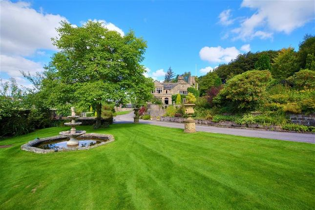 Thumbnail Detached house for sale in Sugworth Hall, Sugworth, Bradfield Dale