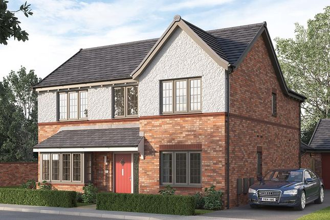 "Thumbnail Detached house for sale in ""The Ramsbury"" at Steeplechase Way, Market Harborough"