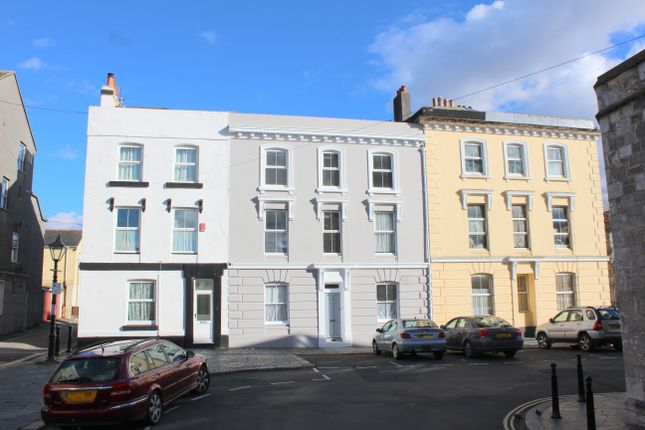 Front Elevation of Wolsdon Place, Wyndham Square, Plymouth PL1