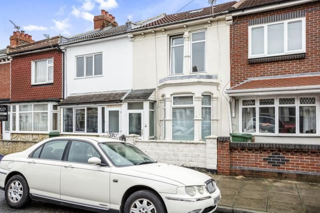 3 bed terraced house for sale in Southsea, Hampshire, United Kingdom