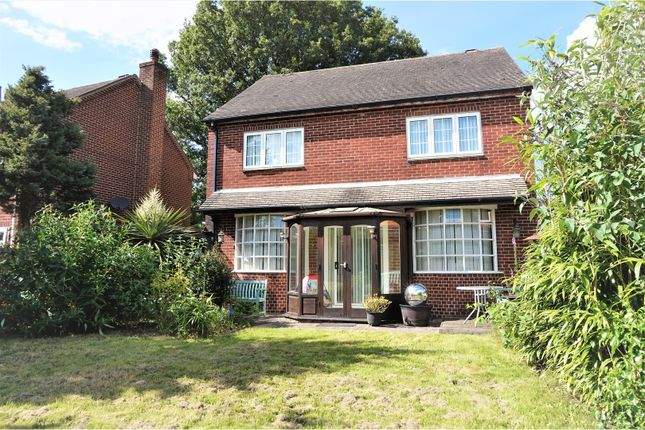 4 bed detached house for sale in Millfield, Shardlow