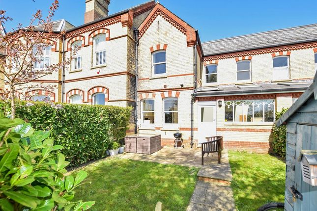 Thumbnail Terraced house to rent in Anscombe Woods Crescent, Haywards Heath