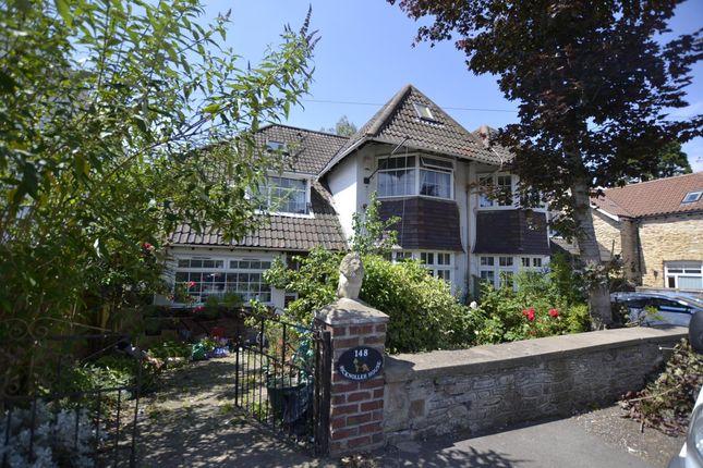 Thumbnail Semi-detached house for sale in Westbury Road, Westbury-On-Trym, Bristol
