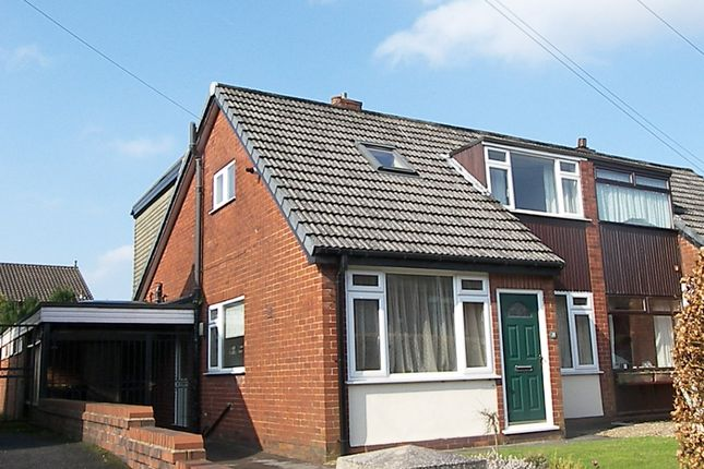 Thumbnail Semi-detached house to rent in Elsie Street, Farnworth