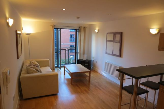 Thumbnail Flat to rent in Brook House, 64 Ellesmere Street, Castlefields